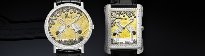 Piaget's bejewelled Mythical Journeys